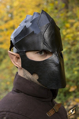 Assasin Helmet - Black - Medium