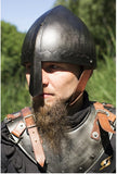 Norman Nasal Helmet - Epic Dark - Large