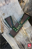RFB Large Holder Brown-Green (レディフォバトル)