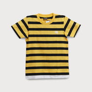 Round Neck Striped Shirt