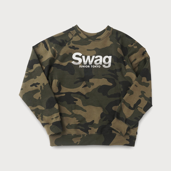 Army Pullover Sweater