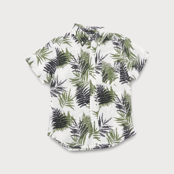 Fern Buttondown Polo