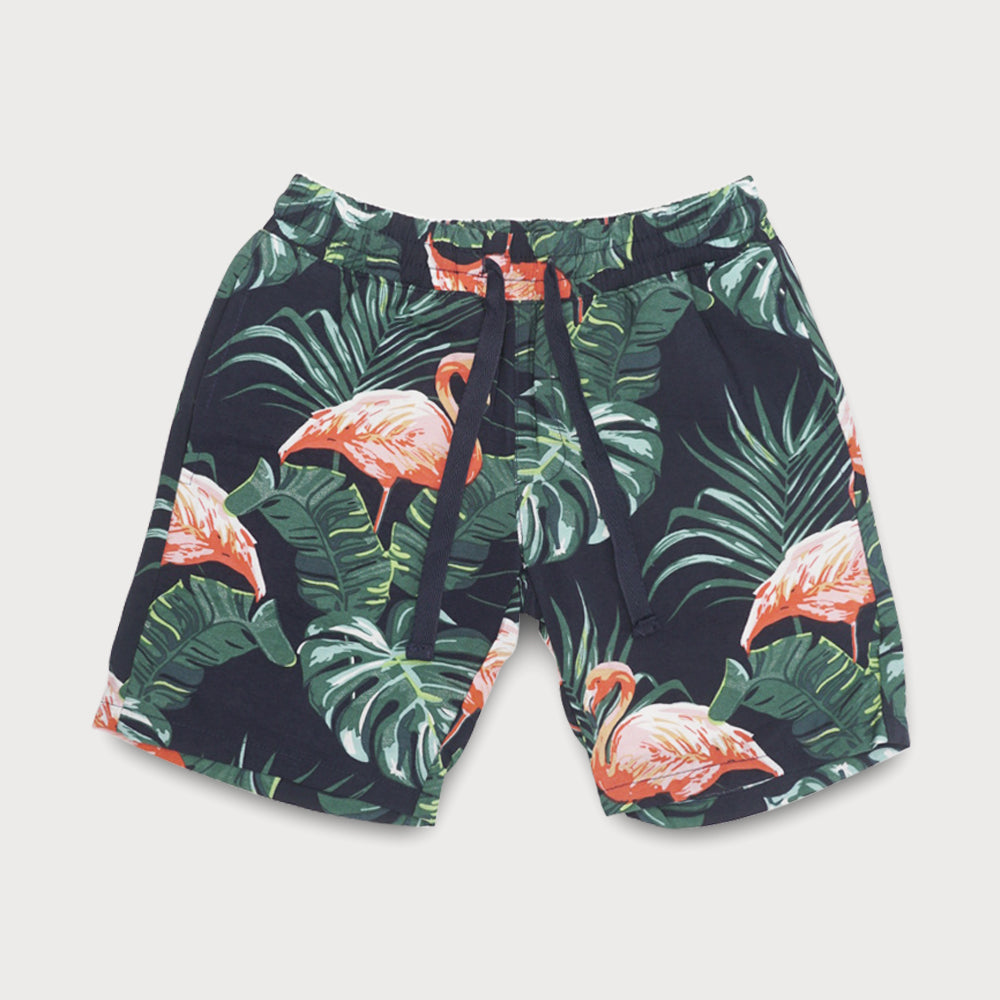 Tropical Flamingo Shorts