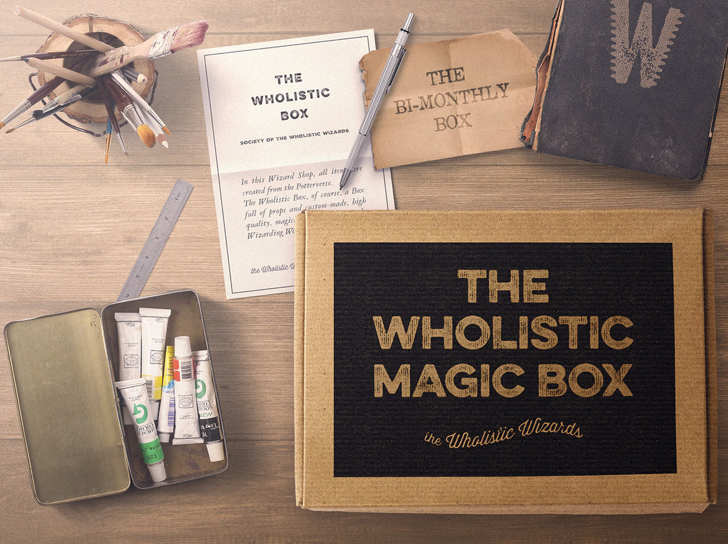 the Wholistic Box - Bimonthly - 1 box