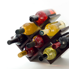 A Wine Rack for home decor