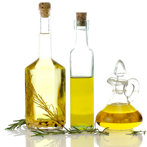 Oils as a essential part of a home pantry