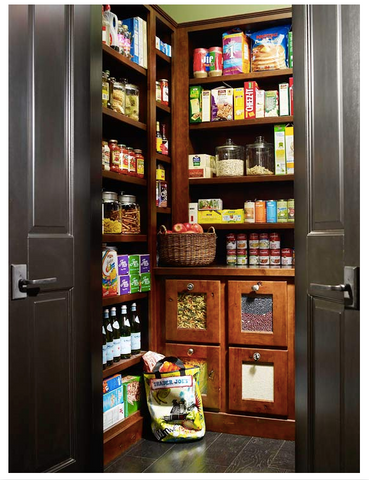 A pantry for home