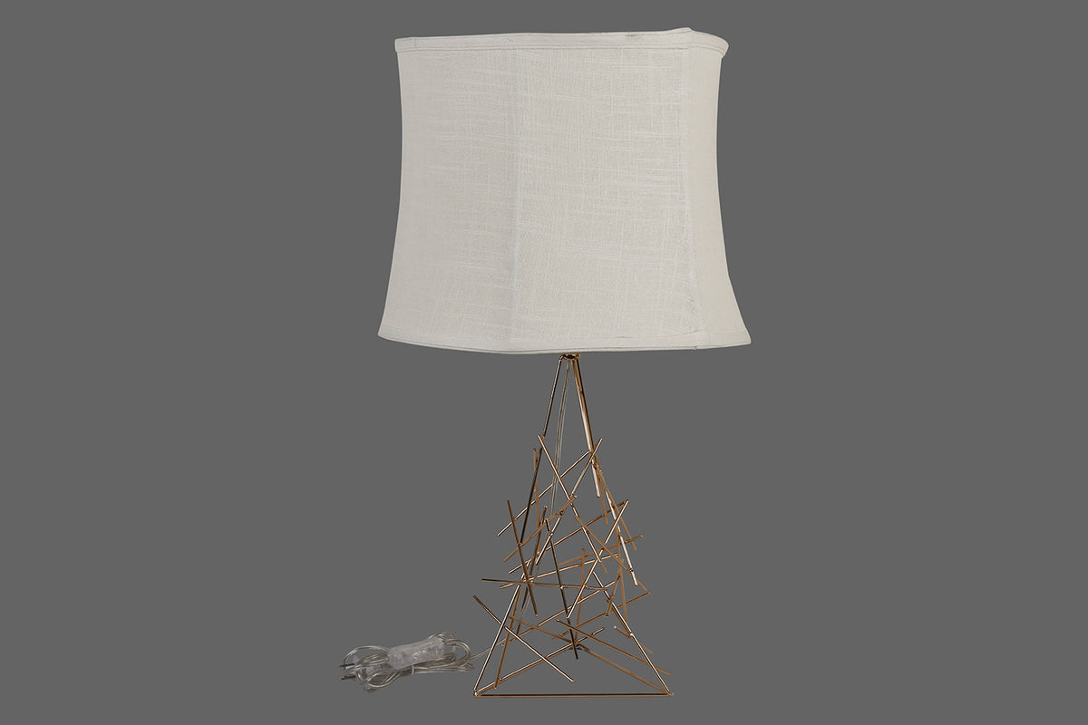 With an abstract design, our illuminating lamp indeed illuminates its surroundings, giving the space a unique aesthetic