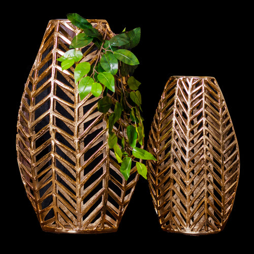Jagged Vases