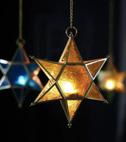 Starlight Candle Hanging Lanters