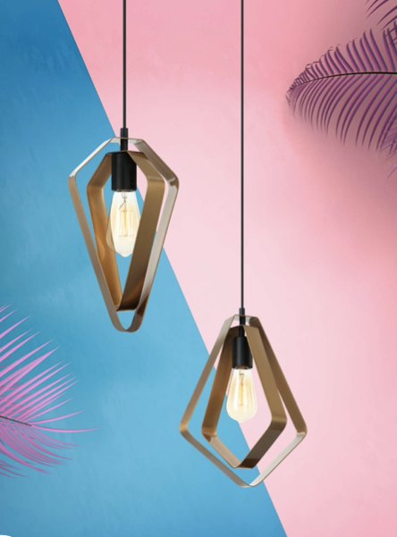 Grove Pendant Light-  Long