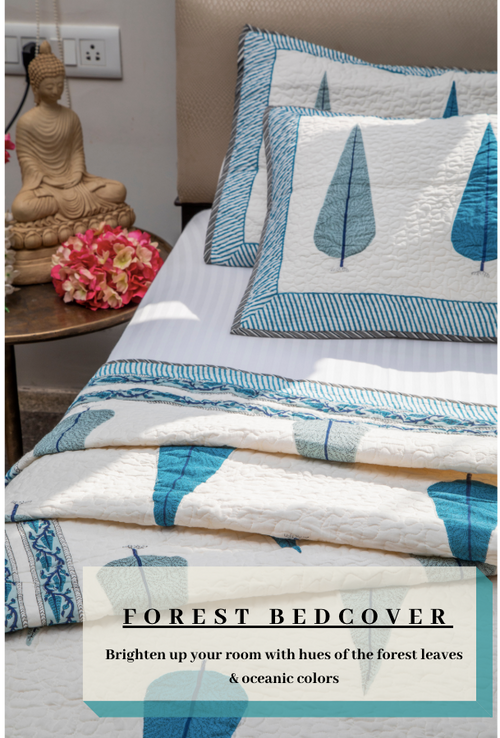 Forest Bedcover