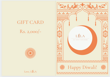 Load image into Gallery viewer, LईLA Gift Cards