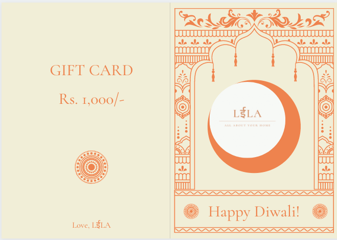LईLA Gift Cards