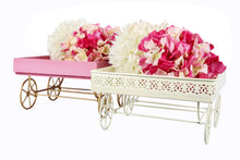Load image into Gallery viewer, Great for parties, cart trays are hands on for both decorative and serving purpose!!