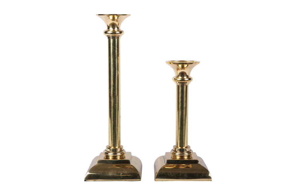 Chatoyant Candle Stands