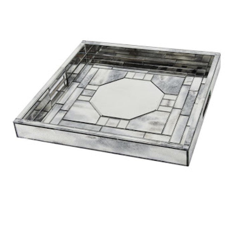 Reigning Mirror Tray