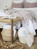 Boho Belly Basket