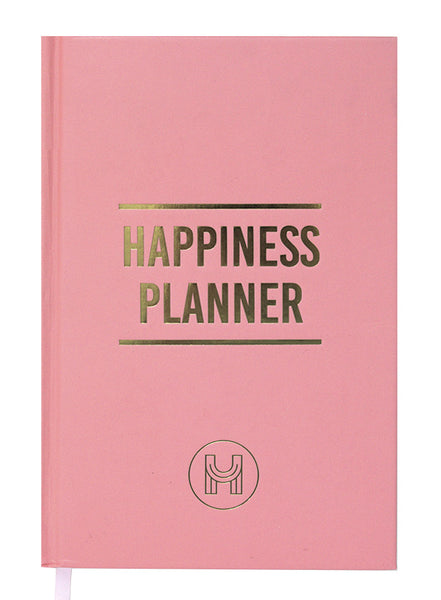 The Plannerist - Agenda Happiness Planner 100 Jours Rose