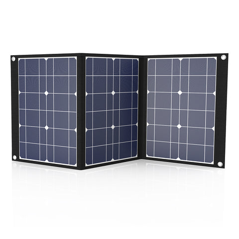 50W 18V 12V Mono Portable Flexible Outdoor Solar Panel