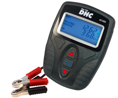 Automotive Car Digital Battery Charging, System Tester and Start Stop Tester. DHC BT282 - Oricol Imports