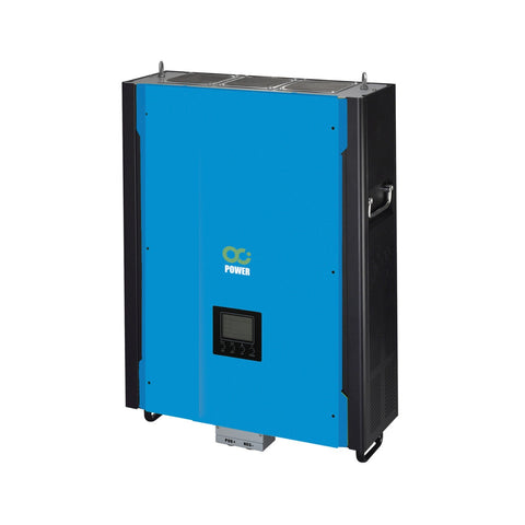 InfiniSolar 3 Phase 10KW (On-grid) Bi directional with grid, (Parallel up to 6)