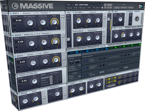 Soundware Massive
