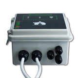 innovAg's Multicontrol Milk Pump Controller (side view 1)
