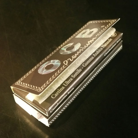 OCB Rolling papers w/tips