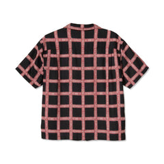 Hand Drawn Plaid Shirt