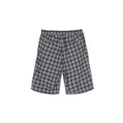 Plaid Linen Bryan Short