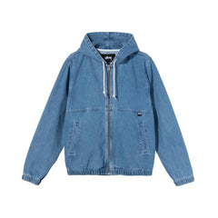 Denim Work Jacket (Indigo)