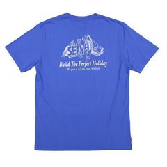 Perfect Holiday T-shirt - Blue