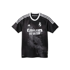 Real Madrid Human Race Jersey (Black/White)