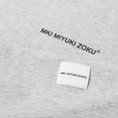 REGISTERED LOGO TEE (GREY)