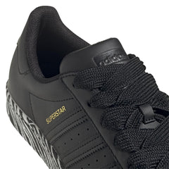 Superstar W (core black/gold metallic/white)