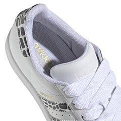 Superstar W (white/gold metallic/black)