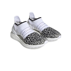 UltraBOOST X3.D. Knit S. (White/Black/Orange)