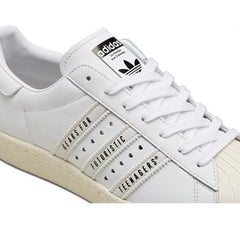 SUPERSTAR 80S HUMAN MADE (WHITE/WHITE/OFF WHITE)