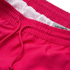 Chase Swim Trunks (ruby pink/gold)