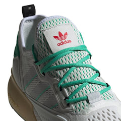 ZX 2K Boost (crystal white/Grey/Green)