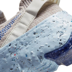 W Nike Space Hippie 04 (Sail/Astronomy Blue-Fossil-Chambray Blue)