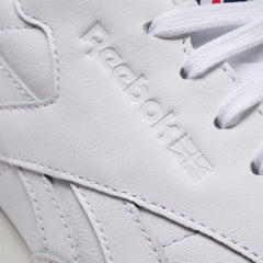 CL Leather (White/Chalk)