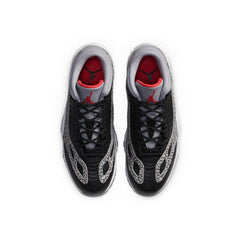 Air Jordan 11 Retro Low IE (black/ fire red cement/grey)