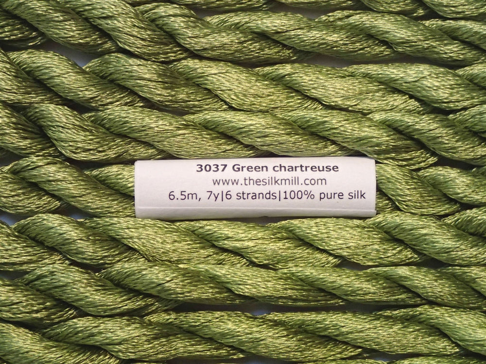 3037 Green Chartreuse