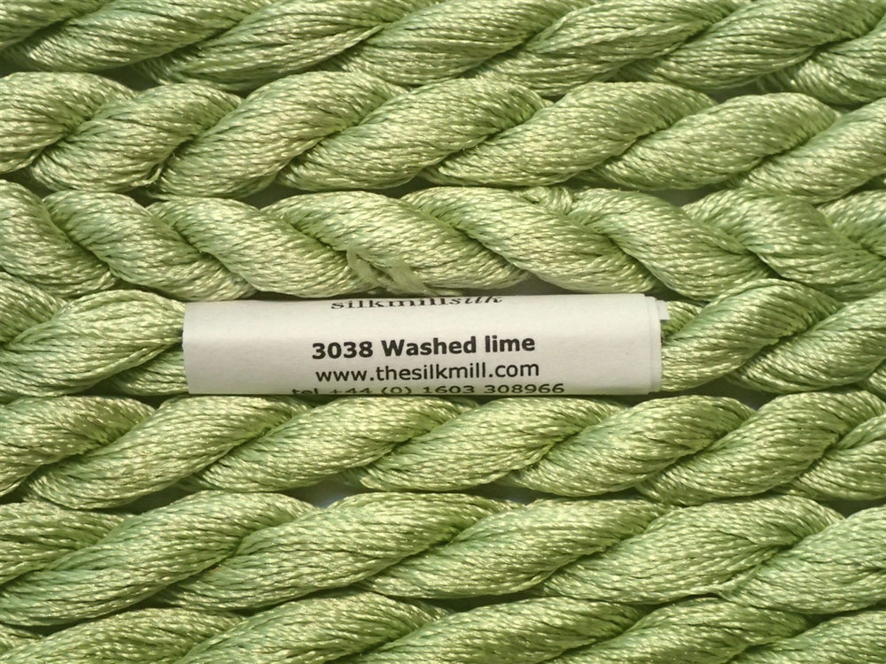 3038 Washed Lime