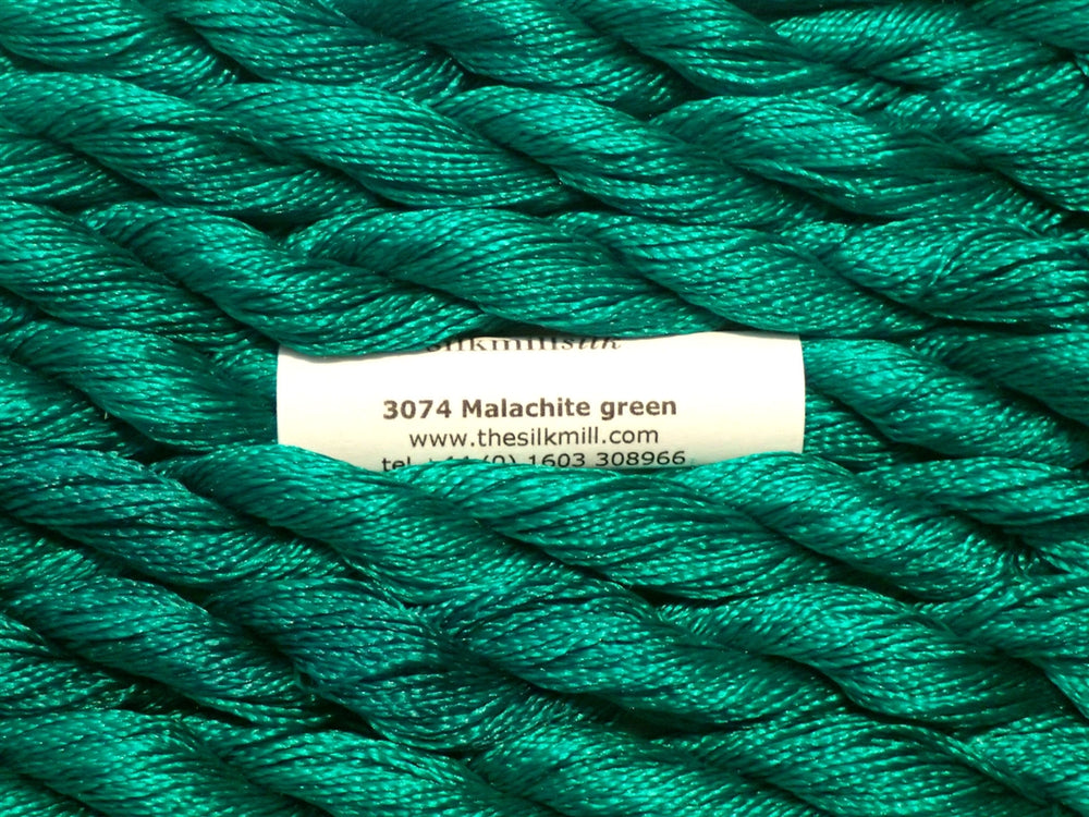 3074 Malachite Green