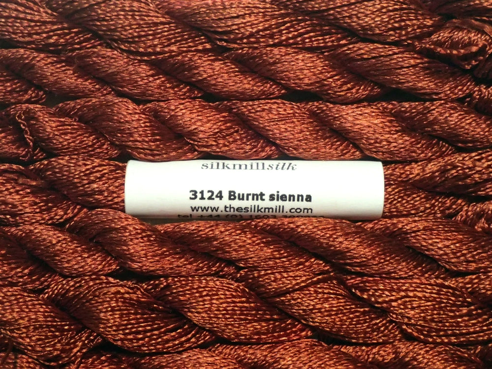 3124 Burnt Sienna