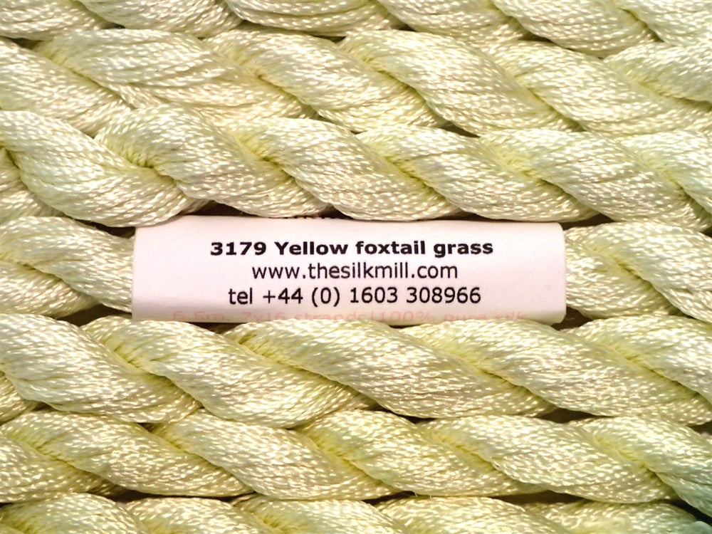 3179 Yellow Foxtail Grass