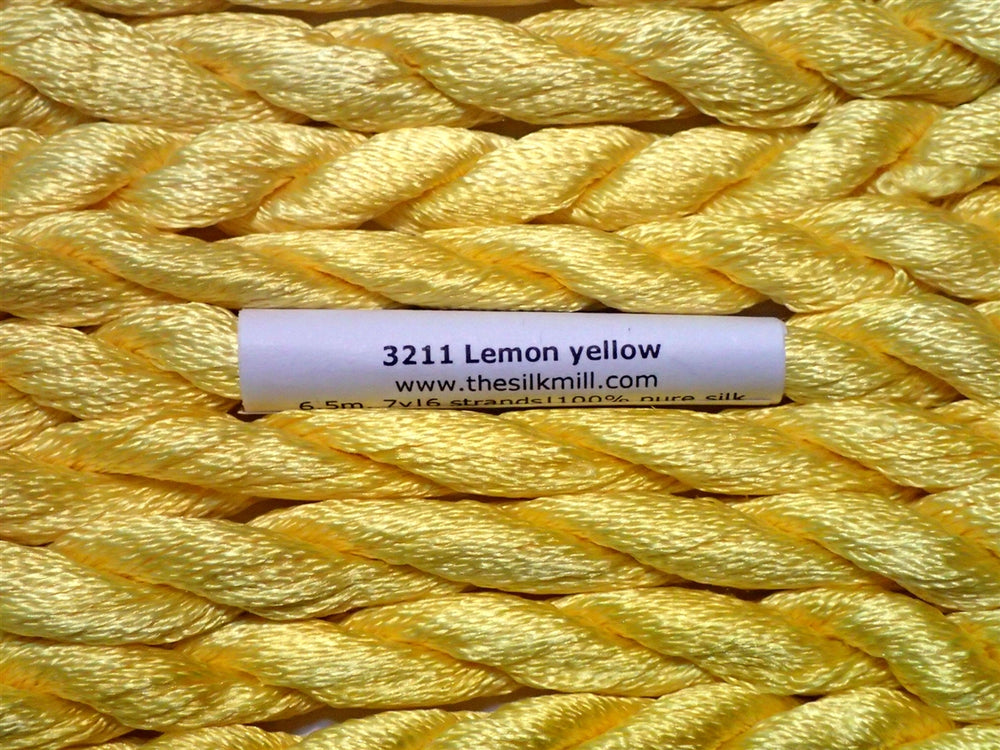 3211 Lemon Yellow